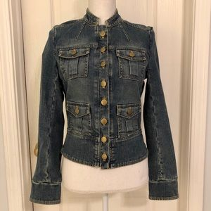 The Limited denim jacket, size small